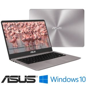 ASUS ZenBook UX410UA Intel 8th Gen Core i3-8130 14″ FHD Ultrabook With Genuine Windows 10