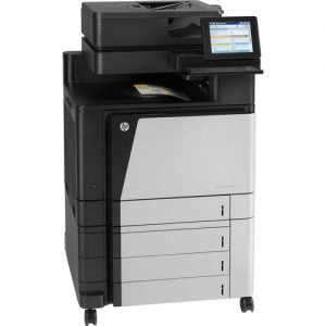 HP LaserJet Flow MFP M880z Multifunction Color Laser Printer