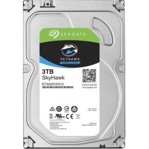Seagate SkyHawk 3TB Internal Desktop Hard Disk