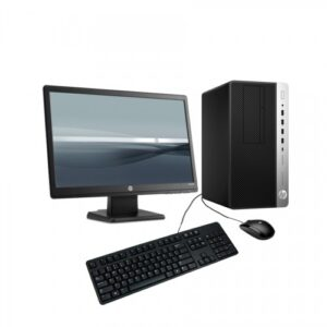 HP ProDesk 400 G5 Intel 8th Gen Core i3 MT Brand PC
