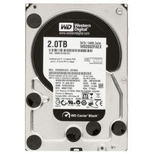 Western Digital 2TB Black