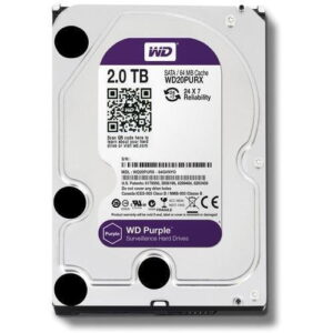 Western Digital 2 TB Hard Disk