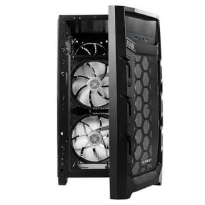 Antec GX202 Entry-Level Mid Tower Gaming New Vision Casing