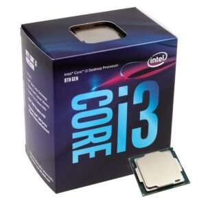 Intel 8th Generation Core i3-8100 Processor