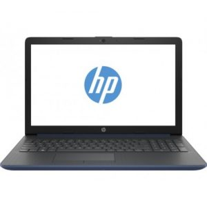 HP 15-da1019TU Intel 8th Gen Core i3 (4GB RAM+1TB HDD+DVD RAW) 15.6″ HD Laptop