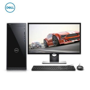Dell Inspiron 3670 DT 8th Gen Intel Core i3 Mini Tower Brand PC