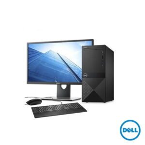 Dell Vostro 3670MT Core i3 8th Gen Mid Tower Brand PC