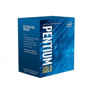 Intel Pentium Gold G5400 8th Gen (3.7GHz+4MB Cache) LGA1151 Socket Processor