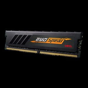 GEIL Evo Spear 8GB 2400MHz DDR-4 Single Channel Desktop RAM