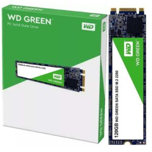Western Digital Green 120GB M.2 SSD