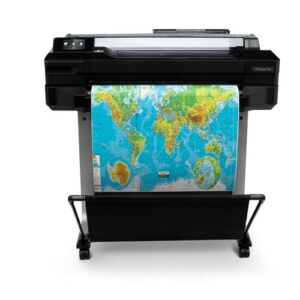 HP DesignJet T520 (24-inch) Large-Format Printer