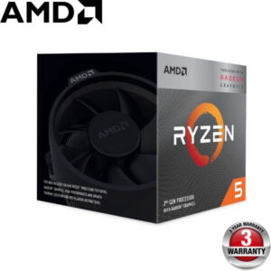 amd ryzen 5 2600 desktop processor