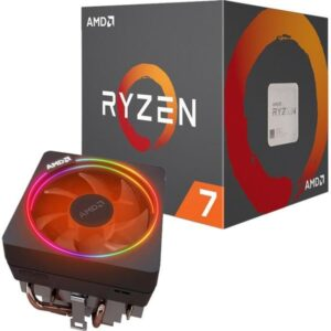 amd ryzen 7 2700x desktop processor