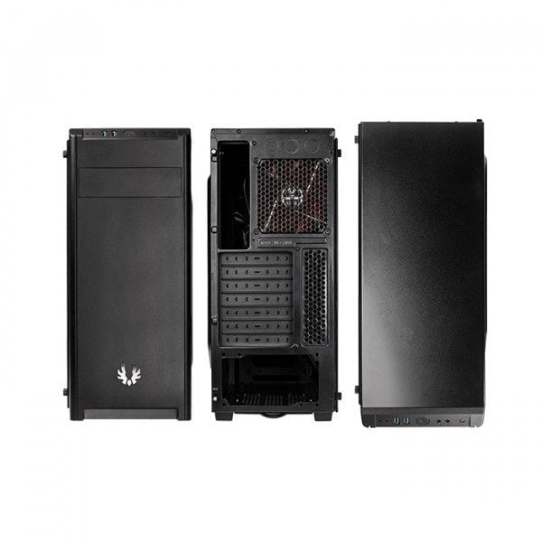 bitfenix nova tg mid tower casing