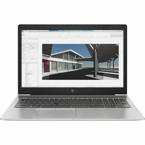 "HP ZBook 15u G5 8th Gen Core i7 15.6"" Full HD Mobile Workstation"